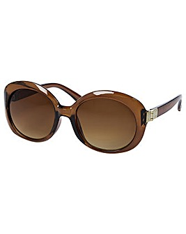 Accessorize Becky Sqaure Sunglasses
