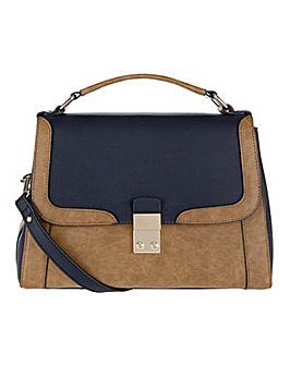 Accessorize Campbell Satchel Bag