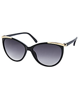Accessorize Rosie Cateye Sunglasses