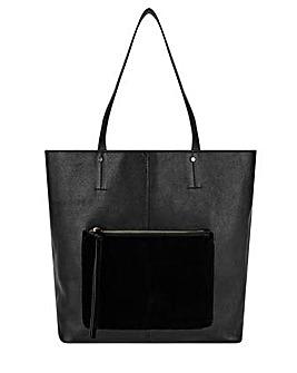 Accessorize Amy Leather Shopper Bag