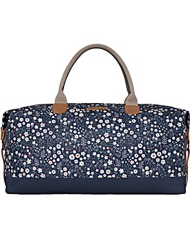 Brakeburn Ditsy Flower Weekend Bag