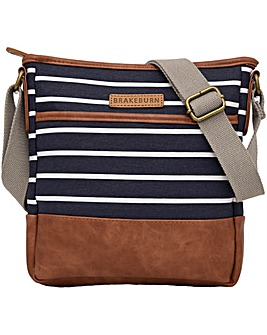 Brakeburn Stripe Cross Body