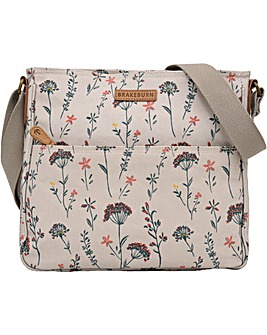 Brakeburn Meadows Large Saddle Bag