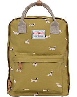 Brakeburn Sausage Dog Backpack