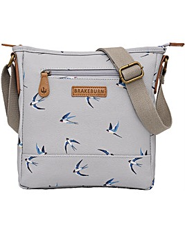 Brakeburn Swallows Cross Body Bag