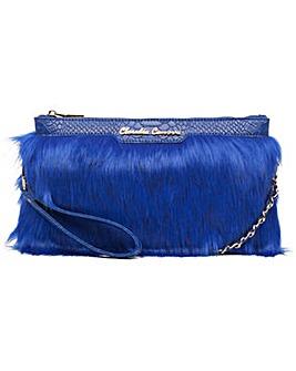 Claudia Canova Chain Strap Zip Top
