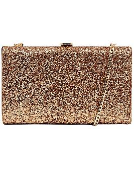 Claudia Canova Glittery Hardcase Clasp