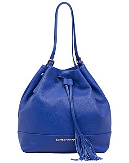 Smith & Canova Twin Strap Hobo Shoulder