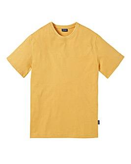 Southbay Unisex Gold Crew Neck T-Shirt