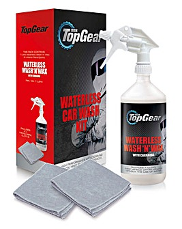 Top Gear Car Cleaning Kit