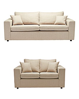 Alicante 3 Seater Sofa Plus 2 Seater