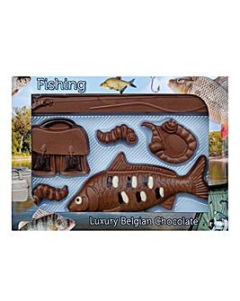 Chocolate Fishing Kit