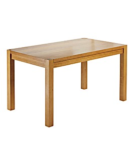 Oakham Oak Veneer Rectangular Table