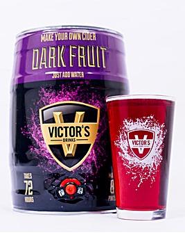 Dark Fruits Cider Pub At Home
