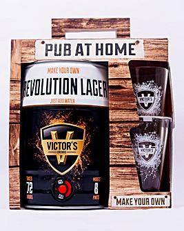 Revolution Lager Pub At Home
