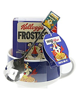 Frosties Bowl, Spoon & Cereal Set