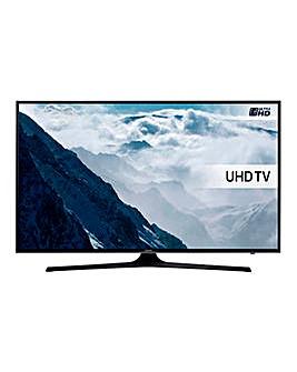 Samsung 60in 4K UHD Smart TV & Install