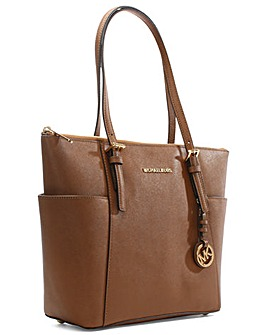 Michael Kors JS Pocket TanTote