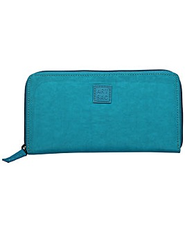 Artsac Zip Round Travel/document Wallet