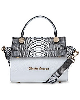 Claudia Canova Small Twin Strap Duo