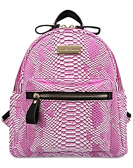 Claudia Canova Small Backpack With Front