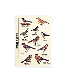 Birds A5 Notebook