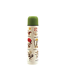 Wild Flowers thermos flask