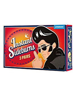 Rockabilly Sideburns