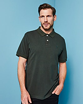 Capsule Khaki Short Sleeve Polo L