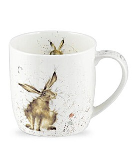 Wrendale Good Hare Day Mug