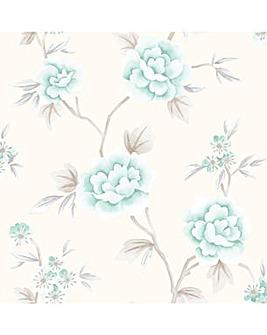 Fresco Chinese Blossom
