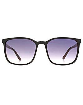 French Connection Fine Square Sunglasses
