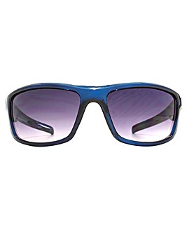 Freedom Polarised Kasai Wrap Sunglasses