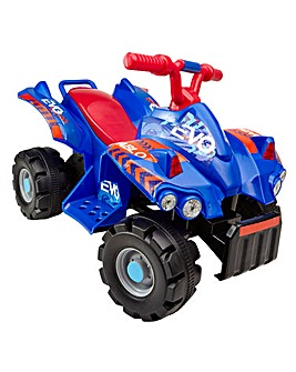 Evo Quad Boys Ride On