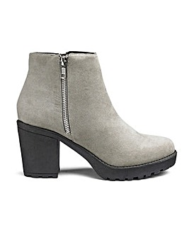 Kate Chunky Boot EEE Fit