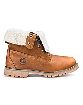 Timberland Authentics Teddy Fleece Boot
