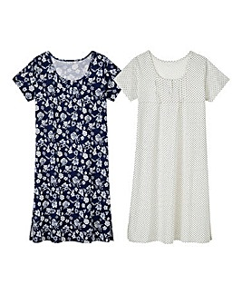 Pretty Secrets Pack of 2 Nighties