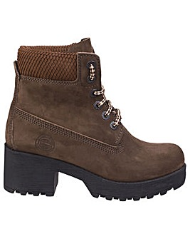 Darkwood Pine Womens Casual Boot