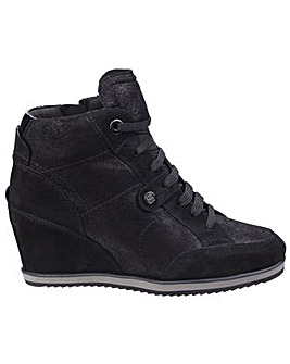 Geox D Illusion Womens Trainer