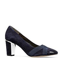 Van Dal Ash Court Shoes Wide E Fit