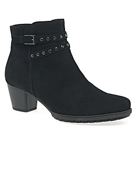 Gabor Treat Womens Modern Ankle Boots