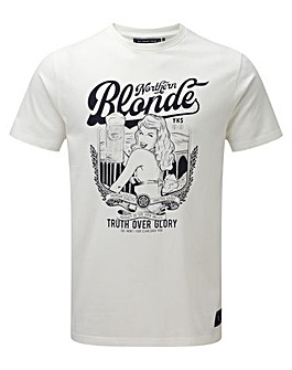 Tog24 Henry Mens T-ShIrt Northern Blonde