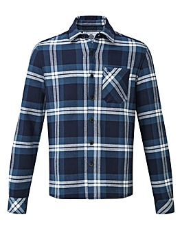 Tog24 Norman Mens Hb Flannel Lsshirt