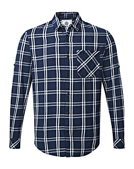 Tog24 Victor Mens Flannel Ls Shirt