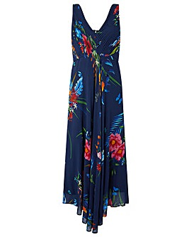 Monsoon Bettina Print Dress