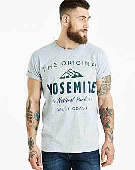 Jacamo Yosemite T-Shirt Regular