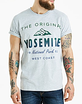 Jacamo Yosemite T-Shirt Long