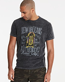 Jacamo Orleans T-Shirt Long