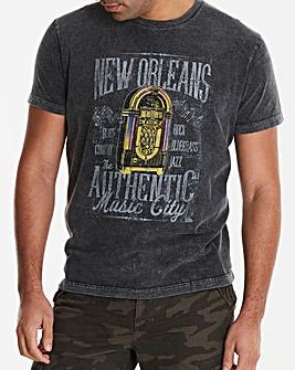 Jacamo Orleans T-Shirt Long