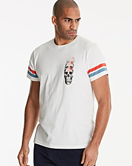 Jacamo Waves T-Shirt Regular